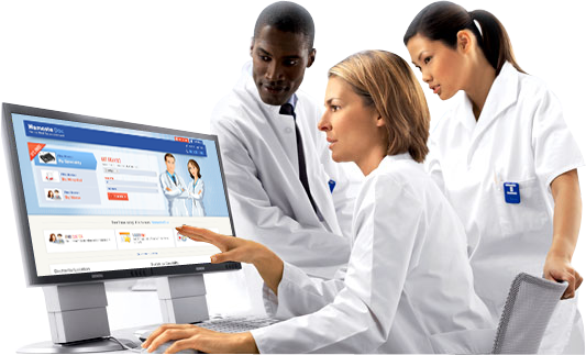 healthcare medical website design